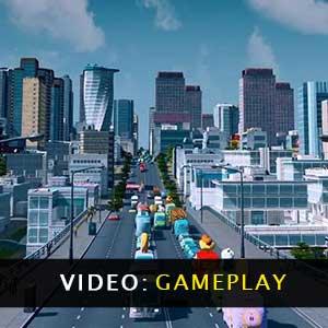 Cities Skylines Coast to Coast Radio Gameplay Video