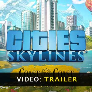 Cities Skylines Coast to Coast Radio