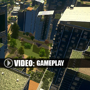 Cities Skylines Green Cities Gameplay Video