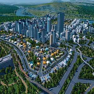 maintaining a real city