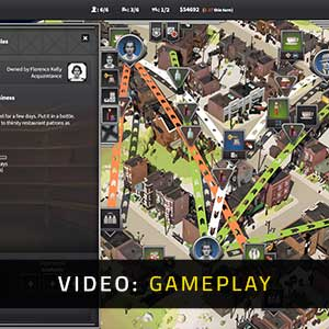 City of Gangsters Gameplay VIdeo