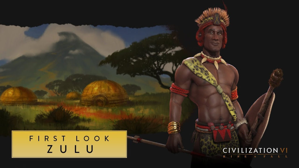 Civilization 6 Rise and Fall Leader Banner