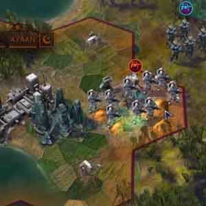 Civilization Beyond Earth - Competing with Other Civilizations