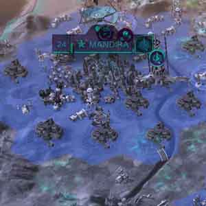Civilization Beyond Earth - Cities