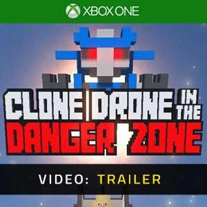 Clone Drone in the Danger Zone Xbox One Video Trailer