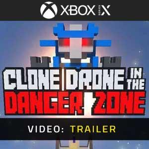 Clone Drone in the Danger Zone Xbox Series X Video Trailer