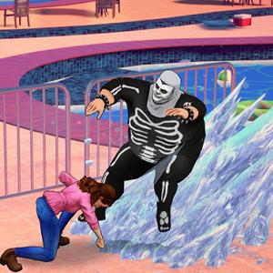 Cobra Kai The Karate Kid Saga Continues Ice Based Attack