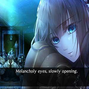Melancholy Eyes