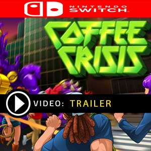 Coffee Crisis Nintendo Switch Prices Digital or Box Edition