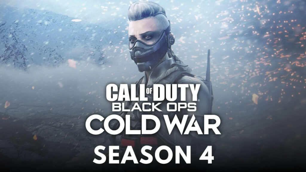 Call of Duty Black Ops Cold War Season 4