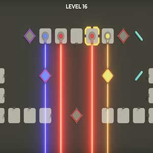 hand-crafted levels