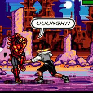 Comix Zone - Fight