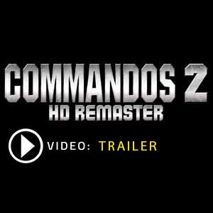 Commandos 2 HD Remaster Digital Download Price Comparison
