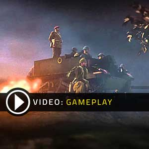 Company of Heroes 2 The British Forces Gameplay Video