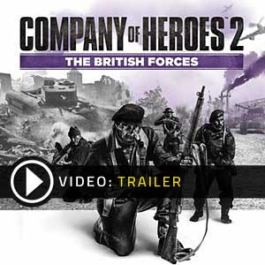 Company of Heroes 2 The British Forces Digital Download Price Comparison