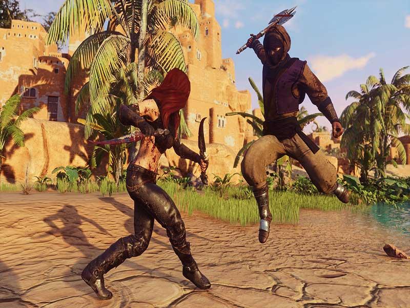 Conan Exiles Best Dlc Weapon