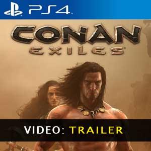 Conan Exiles trailer video
