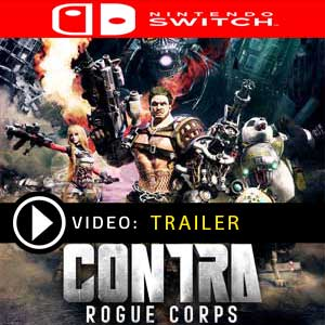 Contra Rogue Corps Nintendo Switch Prices Digital or Box Edition