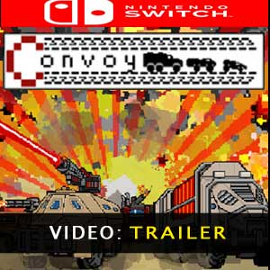 Convoy A Tactical Roguelike Nintendo Switch Prices Digital or Box Edition