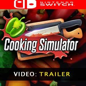 Cooking Simulator Nintendo Switch Video Trailer