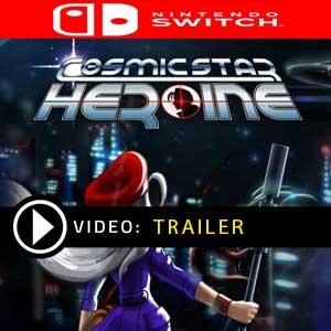 Cosmic Star Heroine Nintendo Switch Prices Digital or Box Edition