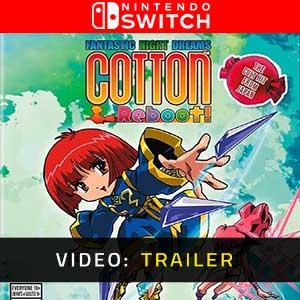 Cotton Reboot Nintendo Switch Video Trailer