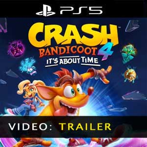 Crash Bandicoot 4 Its About Time Trailer Video