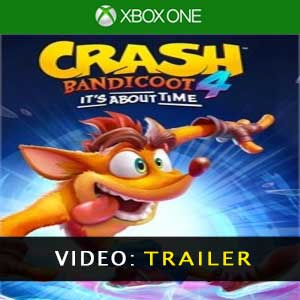 Crash Bandicoot 4 It's About Time Xbox One Prices Digital or Box Edition