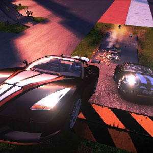 Crashday Redline Edition Game Environment