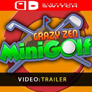 Crazy Zen Mini Golf Nintendo Switch Prices Digital or Box Edition