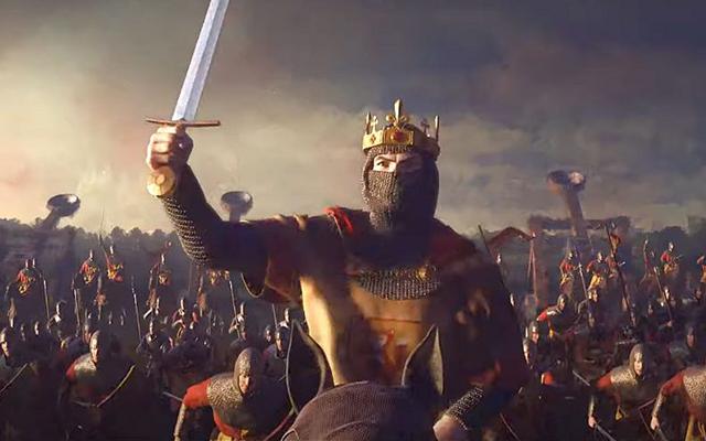 Crusader Kings 3 War