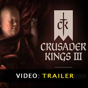 Crusader Kings 3 trailer video
