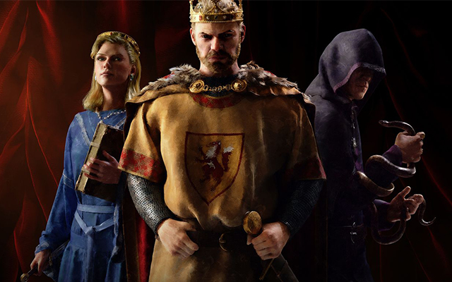 Crusader Kings 3 Characters