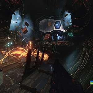 Crysis Remastered Alien Mothership
