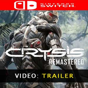 Crysis Remastered Nintendo Switch Prices Digital or Box Edition