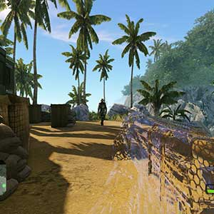 Crysis Remastered Attack