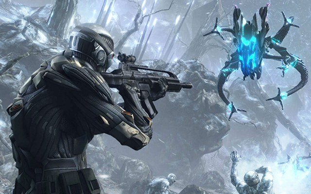 Crysis Remastered Enemy
