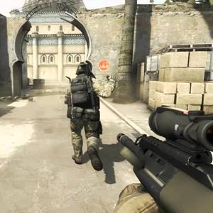 Counter-Strike: Global Offensive - Teammate