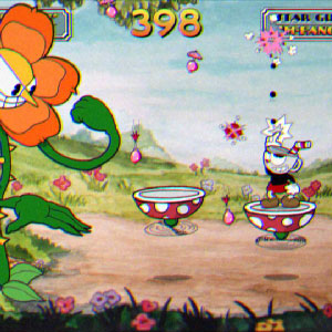 Cuphead Cagney Carnation