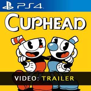 Cuphead trailer video