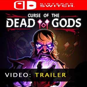Curse Of The Dead Gods Video Trailer