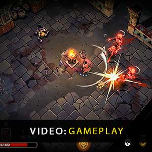 Curse of the Dead Gods Gameplay Video