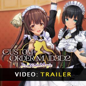 CUSTOM ORDER MAID 3D2 Its a Night Magic Trailer Video