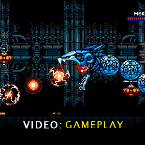 Cyber Shadow Gameplay Video