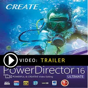 CyberLink PowerDirector 16 Ultimate Digital Download Price Comparison