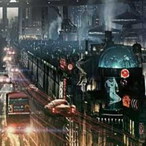 Cyberpunk Night City