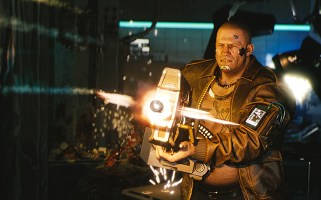 No Microtransactions for Cyberpunk 2077