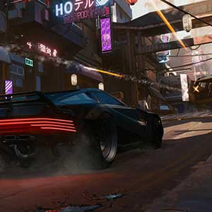 Cyberpunk 2077 Vehicle