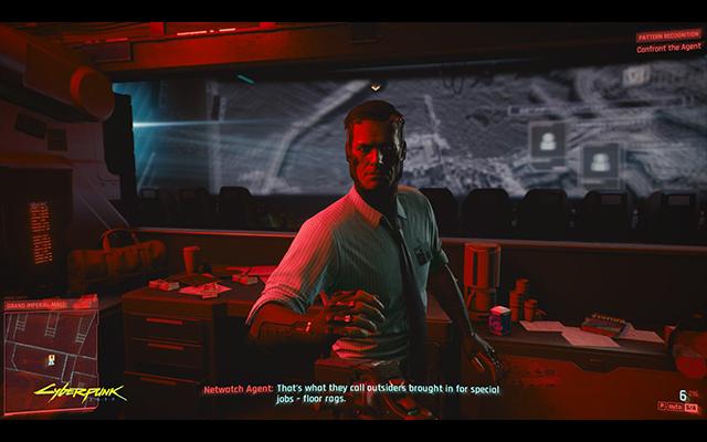 Cyberpunk 2077 side mission