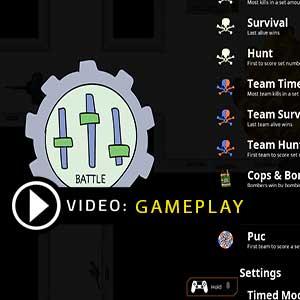 Cymatically Muffed Gameplay Video